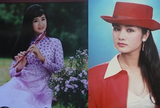Với nhan sắc trời cho, Thu Hà nổi tiếng khi còn rất trẻ. Tên tuổi của cô gắn liền với những bộ phim như Lá ngọc cành vàng, Đêm hội Long Trì,… - Tin sao Viet - Tin tuc sao Viet - Scandal sao Viet - Tin tuc cua Sao - Tin cua Sao