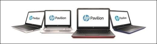 HP Pavilion 14/15 thời trang, phong cách