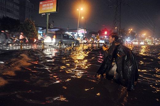 Cảnh báo: Miền Bắc sẽ có mưa cực to và lũ lụt