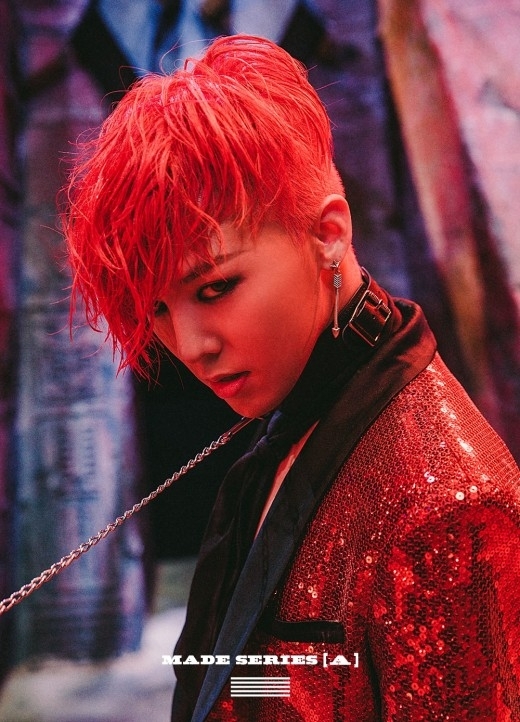 G-Dragon và IU - bức tường thành của Kpop