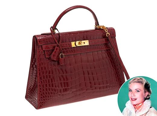 Chiếc túi này cũng đạt được thành công như dòng Birkin trước đó. Dĩ nhiên, không phải bàn cãi quá nhiều về việc hợp thời trang nhưng Kelly của Hermes lại bất ngờ trùng tên với Grace Kelly.