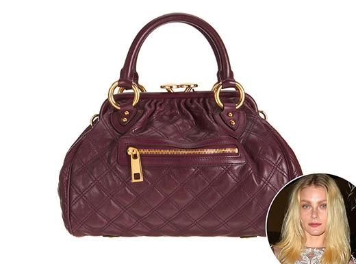 Siêu mẫu Jessica Stam đã lui về hậu trường nhưng tên cô vẫn còn được nhắc đến qua nhiều mùa mốt khi gắn liền với chiếc túi được thiết kế bởi Marc Jacobs vào năm 2006.