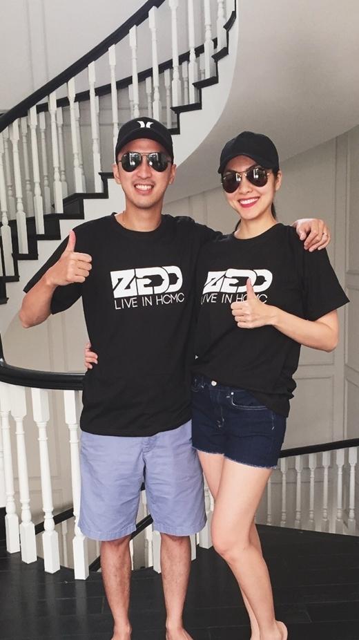 Vợ chồng Tăng Thanh Hà và sao Việt háo hức chờ đón True Colors Tour