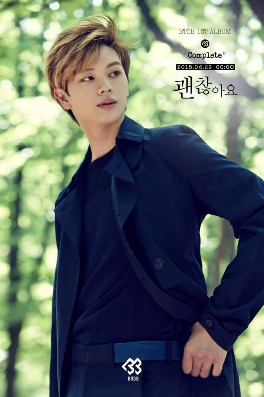Nổi tiếng là thành viên 4D của BTOB, Sungjae thu hút các fan với vẻ ngoài đáng yêu. Cũng nhờ Masked Singers, nam thần tượng khiến mọi người không khỏi bất ngờ với chất giọng trầm, mạnh mẽ và đầy nội lực của mình.