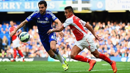 21g00 ngày 02/08, Arsenal vs Chelsea: Đại chiến thành London