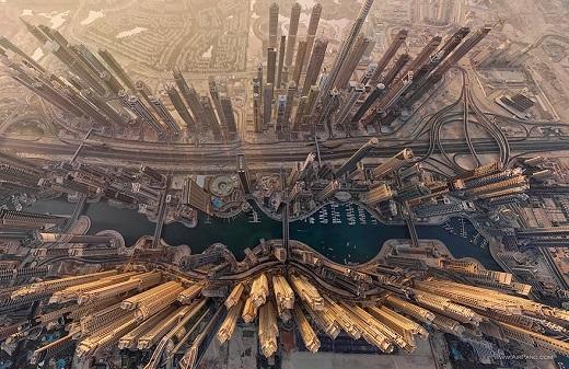 Chỉ một góc của Dubai mà đã hoành tráng thế này rồi sao?