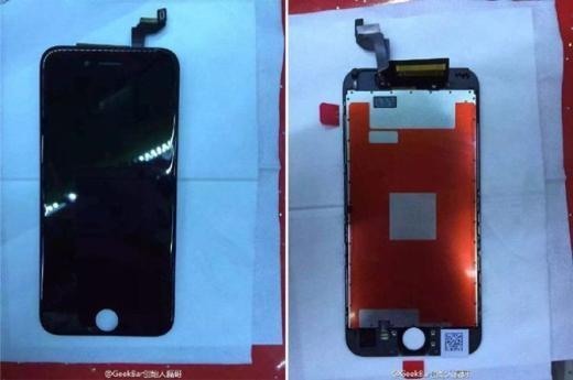 Tấm nền iPhone 7 được hé lộ...