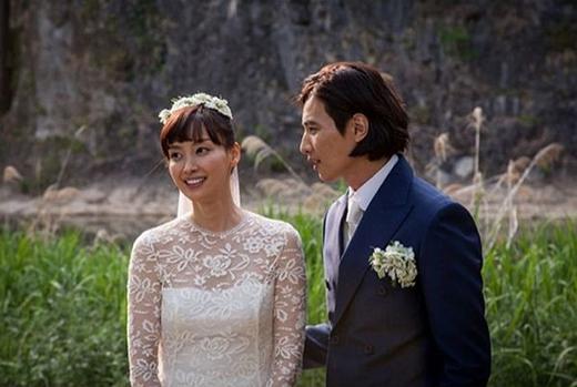 Đám cưới đơn giản nhưng ấm cúng của cặp đôi nổi tiếng.