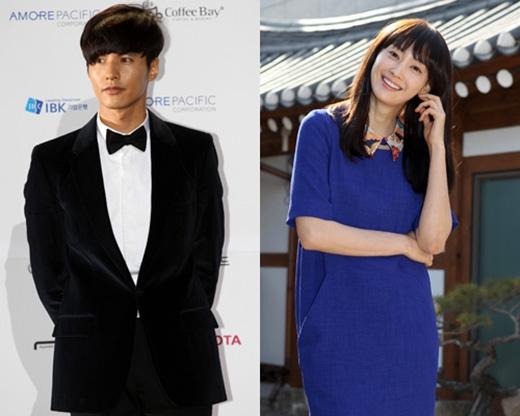 Vợ chồng Won Bin - Lee Na Young chuẩn bị lên chức