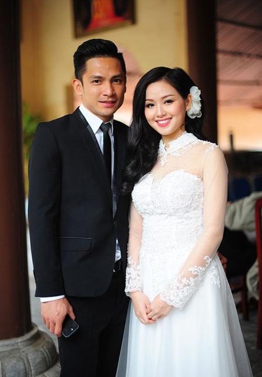 Tâm Tít tròn trịa trong ngày cưới. - Tin sao Viet - Tin tuc sao Viet - Scandal sao Viet - Tin tuc cua Sao - Tin cua Sao