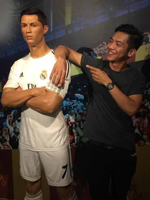 Ô! Ronaldo - Tin sao Viet - Tin tuc sao Viet - Scandal sao Viet - Tin tuc cua Sao - Tin cua Sao