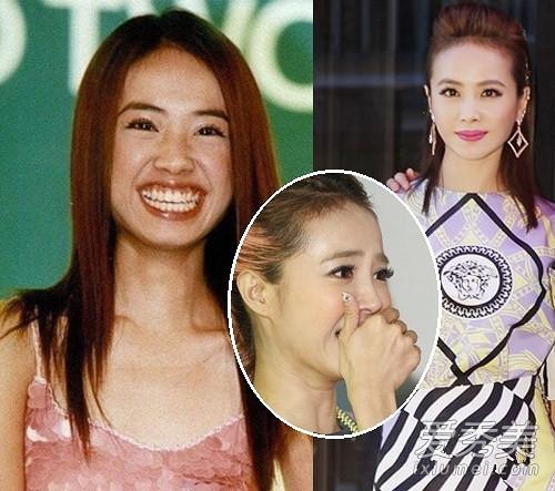 Thiên hậu Đài Loan Thái Y Lâm ngày càng xinh đẹp hơn, nhưng nụ cười của cô vẫn bị khán giả chê xấu. Hiện tại, cô đang học cách kiểm soát nụ cười để không vướng vào những tình huống khó xử như thế này.