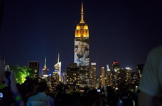 Empire State được xem là một biểu tượng văn hóa của Hoa Kì.
