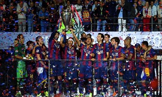 Người hâm mộ Việt Nam sẽ không xem được Champions League?