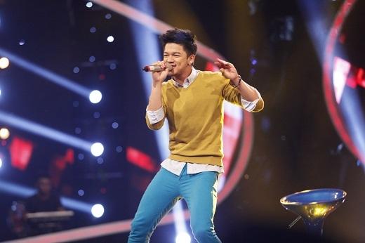 Với phong cách tự tin, vũ đạo điêu luyện, Trọng Hiếu đã chinh phục khán giả và ban giám khảo trở thành quán quân Vietnam Idol 2015. - Tin sao Viet - Tin tuc sao Viet - Scandal sao Viet - Tin tuc cua Sao - Tin cua Sao
