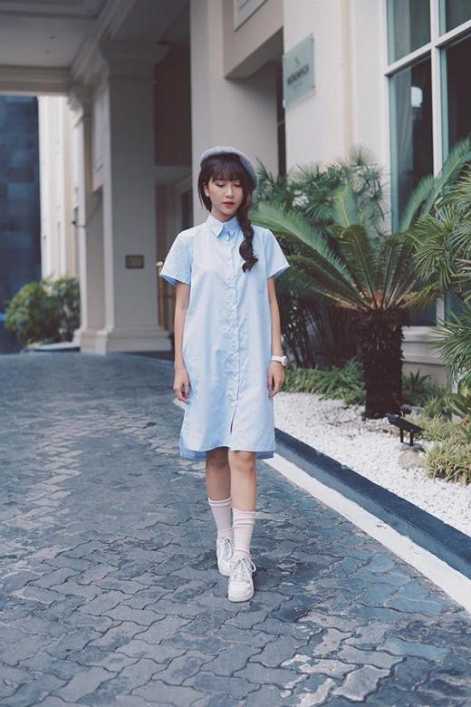 Quỳnh Anh Shyn: từ cô nàng vintage đến nữ sinh học đường