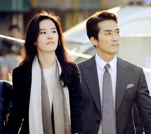 Lưu Diệc Phi dự định kết hôn với Song Seung Hun