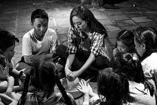 Minh Hằng - Phan Hiển mang trò cưng lên hình trong MV mới - Tin sao Viet - Tin tuc sao Viet - Scandal sao Viet - Tin tuc cua Sao - Tin cua Sao