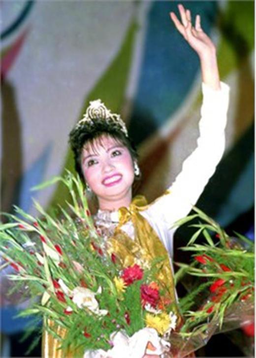 Giây phút đăng quang của hoa hậuLý Thu Thảo. - Tin sao Viet - Tin tuc sao Viet - Scandal sao Viet - Tin tuc cua Sao - Tin cua Sao