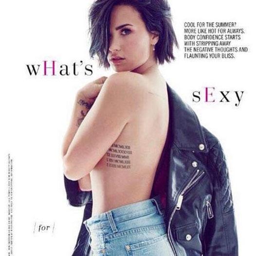 Demi Lovato thừa nhận ghen tị với Miley Cyrus