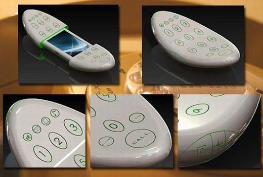 Chắc hẳn những tín đồ bóng bầu dục sẽ thích mẫu điện thoại này, đúng không nào?