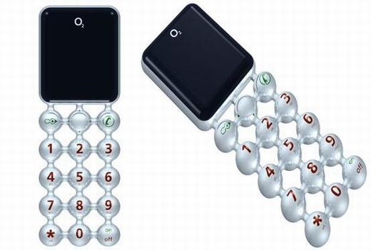 Điện thoại cho những ai yêu thích môn hóa học.