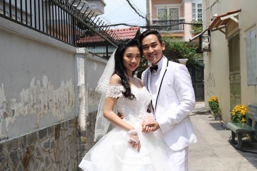 Hứa Vĩ Văn và bạn gái tin đồn Minh Khuê trong ngày cưới. - Tin sao Viet - Tin tuc sao Viet - Scandal sao Viet - Tin tuc cua Sao - Tin cua Sao