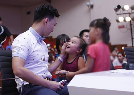 Thành Trung bày tỏ niềm hạnh phúc sau một thời gian dài không gặp con gái. - Tin sao Viet - Tin tuc sao Viet - Scandal sao Viet - Tin tuc cua Sao - Tin cua Sao