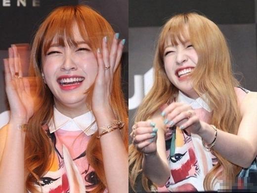 """Ngắm mĩ nhân Kpop """"cười thả ga"""" không lo mất hình tượng"""