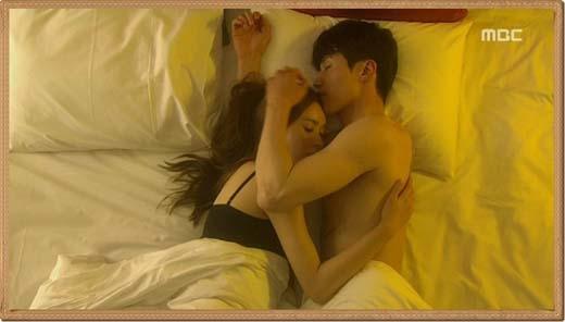Mĩ nam Hàn có cảm giác gì sau những cảnh quay nhạy cảm?