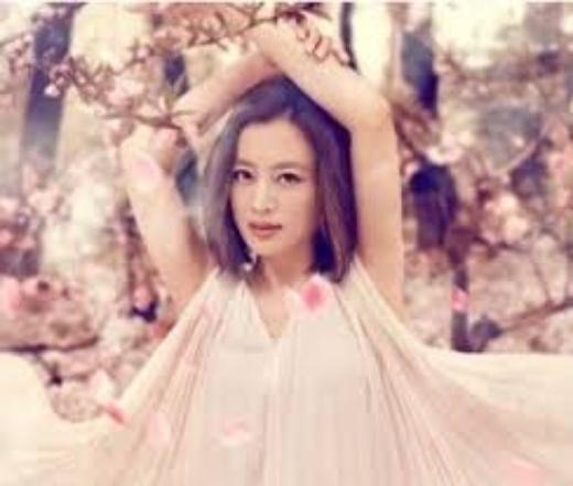 Nét đẹp theo thời gian của Lý Linh Ngọc.