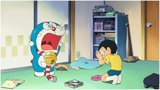 """Dù Nobita luôn khiến Mon nổi cơn giận """"nộ khí xung thiên""""..."""