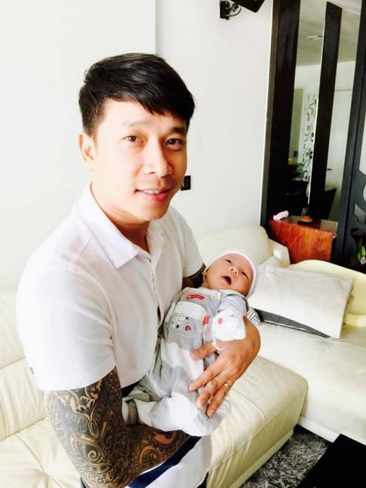 Bạn gái Lê Hoàng nỗ lực lấy lại vòng eo 60cm sau khi sinh - Tin sao Viet - Tin tuc sao Viet - Scandal sao Viet - Tin tuc cua Sao - Tin cua Sao