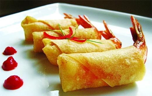 Làm mới khẩu vị với những món ăn bắt buộc phải bốc tay
