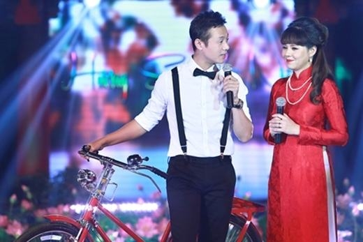 Ngưỡng mộ nhan sắc tuổi 43 của nữ MC nổi tiếng nhất VTV - Tin sao Viet - Tin tuc sao Viet - Scandal sao Viet - Tin tuc cua Sao - Tin cua Sao