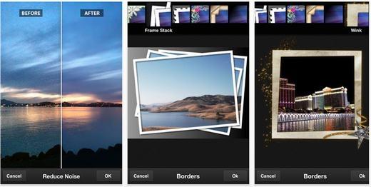 """Loạt ứng dụng miễn phí biến ảnh chụp iPhone trở nên """"ảo diệu"""" hơn"""