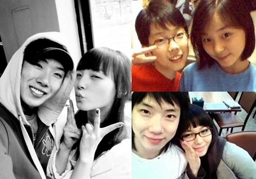 Ngưỡng mộ tình bạn thân hơn ruột thịt của sao Hàn