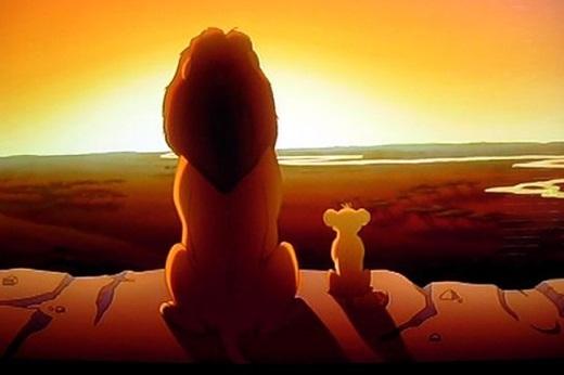 Đời sống tự nhiên chân thật, cảnh hoàng hôn tuyệt đẹp trong phim Vua Sư Tử thực chất là ở đâu?