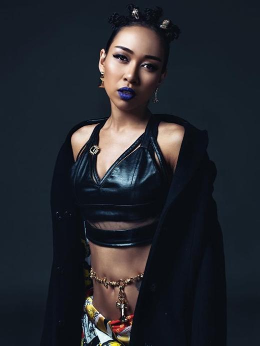 Thảo Trang gặp vấn đề nan giải khi so sánh mình với Rihanna - Tin sao Viet - Tin tuc sao Viet - Scandal sao Viet - Tin tuc cua Sao - Tin cua Sao