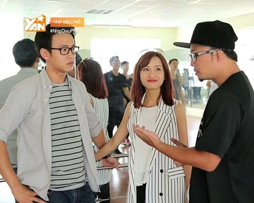 Quang Bảo - Kim Nhã sáng tỏ hơn khi được thầy Hà Lê giảng giải