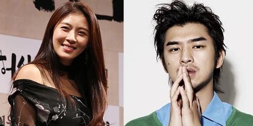 Ha Ji Won đang hẹn hò với phi công Trần Bách Lâm?