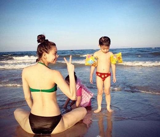 Hồ Ngọc Hà và những lần diện bikini khiến fan phát sốt. - Tin sao Viet - Tin tuc sao Viet - Scandal sao Viet - Tin tuc cua Sao - Tin cua Sao