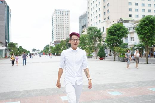 Phạm Trần Phương xuất thân từ chương trình X-factor với tư cách là thành viên nhóm FBand. - Tin sao Viet - Tin tuc sao Viet - Scandal sao Viet - Tin tuc cua Sao - Tin cua Sao
