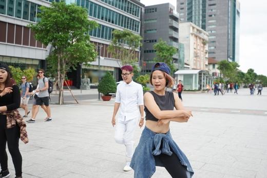 Trần Phương thực hiện MV này để gửi đến cộng đồng LGBT như một sự ủng hộ. - Tin sao Viet - Tin tuc sao Viet - Scandal sao Viet - Tin tuc cua Sao - Tin cua Sao