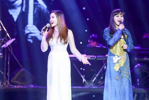 Cô đã có màn song ca cùng Trang Nhung trong ca khúc Tình ca người thợ mỏ. - Tin sao Viet - Tin tuc sao Viet - Scandal sao Viet - Tin tuc cua Sao - Tin cua Sao