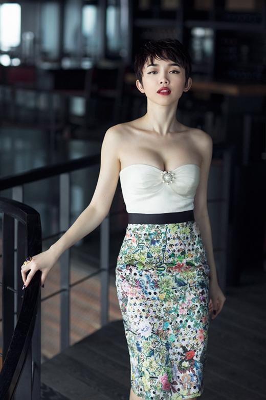 Tôi hâm mộ Tóc Tiên vì sự mạnh mẽ dám thay đổi