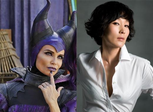 Vai diễn 'bà mẹ phủ thủy' hoàn hảo của Lee Hye Young trong Boys Over Flowers đã để lại nhiều ấn tượng sâu đậm. Vì thế không mấy ngạc nhiên khi vai phù thủy hắc ám Maleficent được khán giả cho rằng đã 'đo ni đóng giày' cho nữ diễn viên tài năng này.