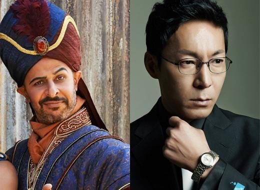 Choi Jin Ho là sự lựa chọn sáng giá cho vai Jafar, vốn là một phù thủy xấu xa, bất chấp mọi thủ đoạn để đạt được mục đích. Điểm này lại hoàn toàn tương đồng với vai diễn người cha độc tài của Choi Jin Ho trong phim The Heirs.