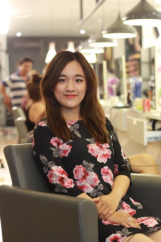 Quỳnh Như là một cô gái xinh xắn, tự nhiên, hòa đồng, vui vẻ và có một câu chuyện tình lãng mạn không kém gì phim Hàn Quốc.