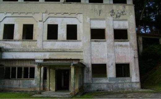 Đây là khu quân sự ma ám ở đảo Tekong.